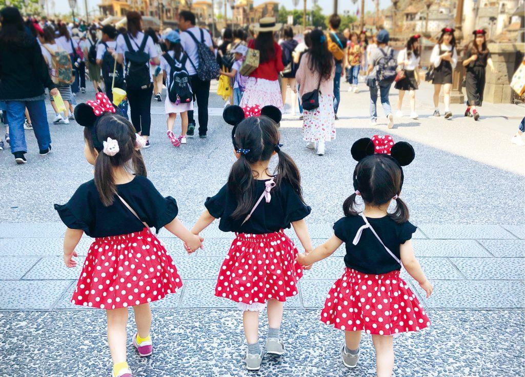 ミニー3人娘