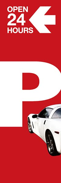 【CAR058】P OPEN 24 HOURS